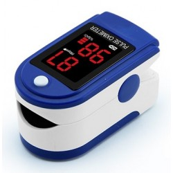 Saturimetro, Pulsiossimetro, da dito, A2 IP22, display LED.