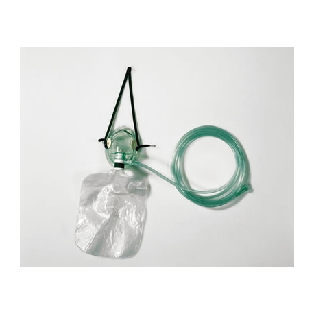 Maschera Ossigenoterapia Pediatrica con reservoir