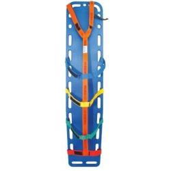 Cinture di immobilizzazione per tavola spinale