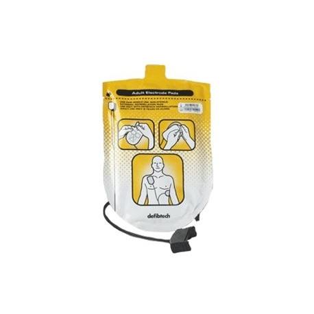 Set elettrodi defibrillazione, Adulti.
