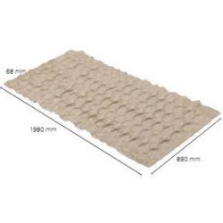 Materasso a bolle d'aria in PVC Antidecubito