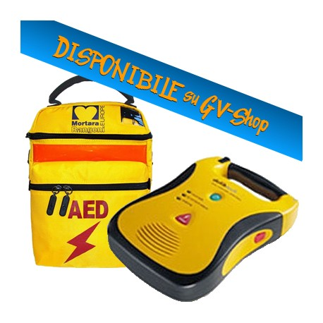 Lifeline AED, Defibrillatore Semiautomatico.