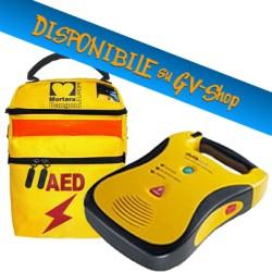 LifeLine AED Plus, Defibrillatore Semiautomatico DAE.